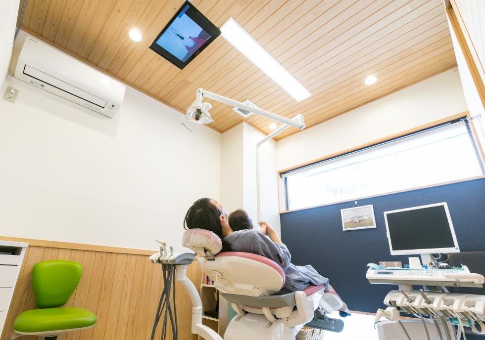 ファミリー診療室(個室)